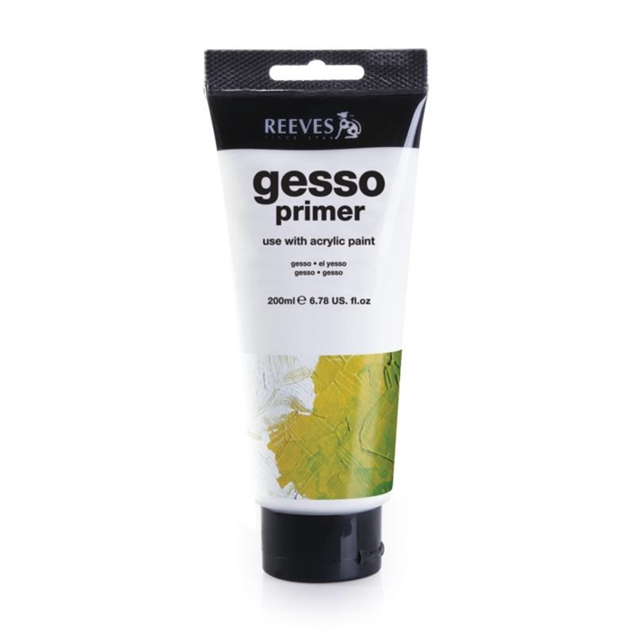 Reeves Gesso Primer 200ml