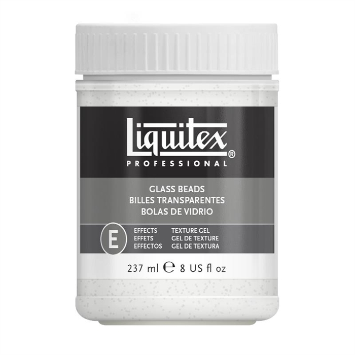 Liquitex Effects - Glass Beads - 237ml