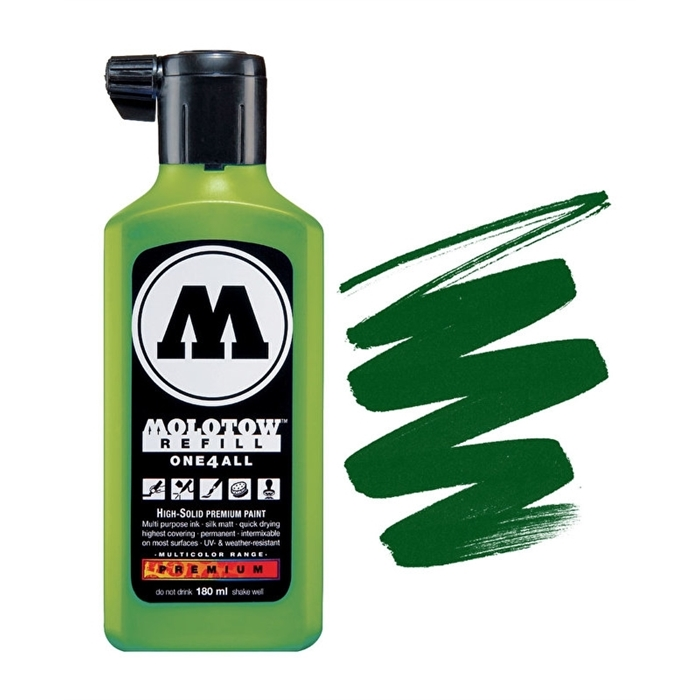 Molotow Refill 180ml - N:236 Poison Green