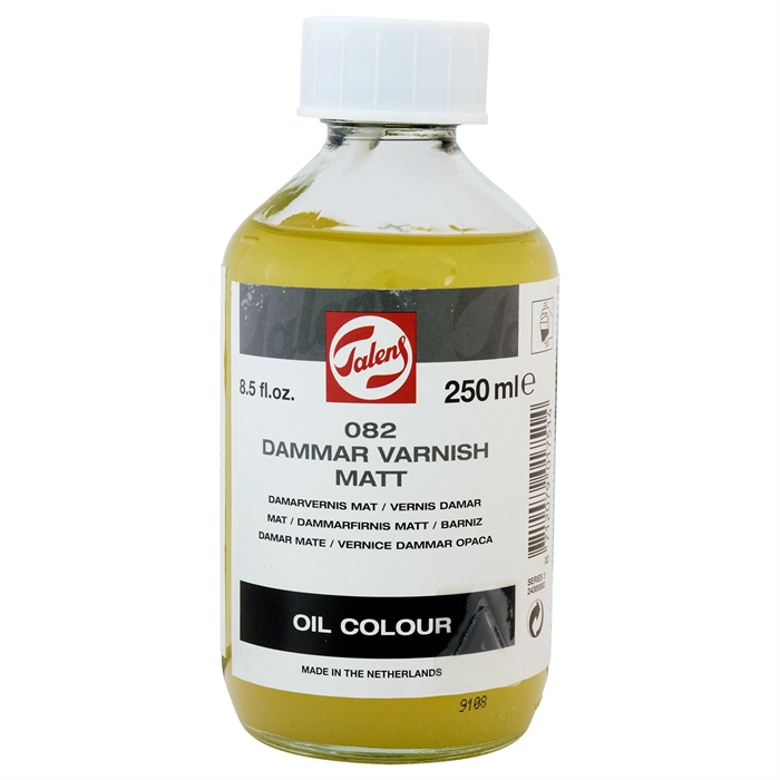 Talens Dammar Varnish - Mat - 250ml - N.082