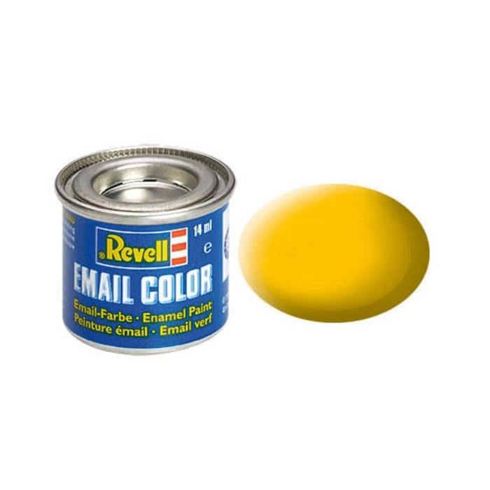 Revell Email Color - Yellow Mat - 14ml - 15
