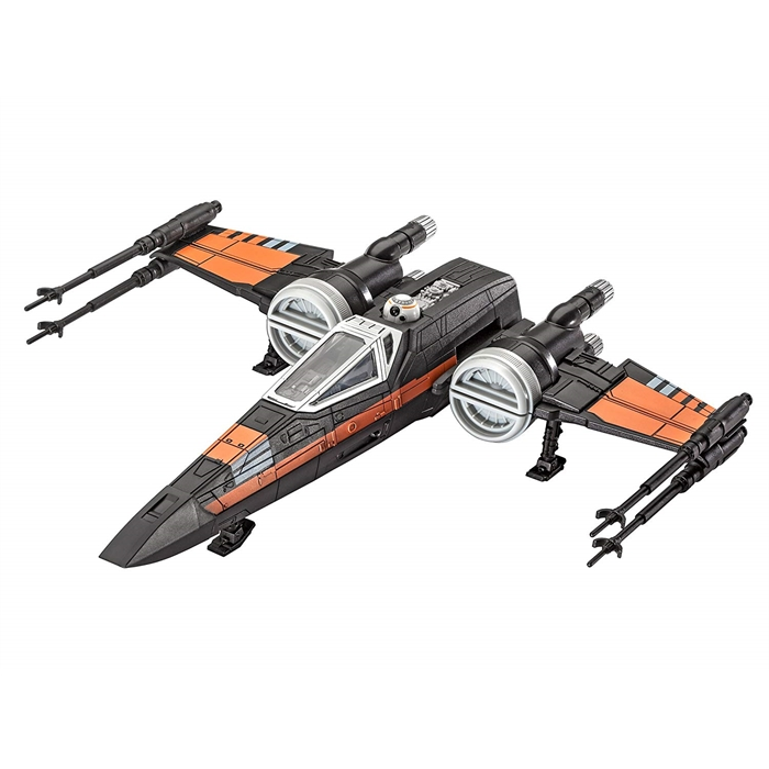 Revell Star Wars Poe's X-Wing Fighter - 1/78 - 6750