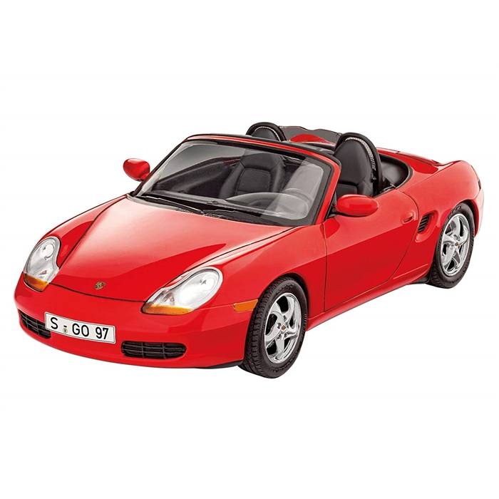 Revell Porsche Boxster Model Set - 1/24 - 7690
