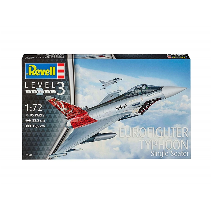 Revell Eurofighter Typhoon - 1/72 - 3952