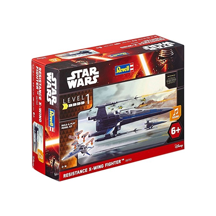 Revell Star Wars Resistance X-Wing Fighter - 6753