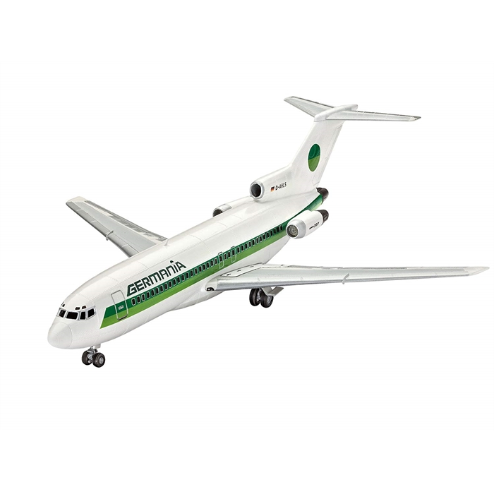 Revell Boeing 727-100 Germania - 1:144 - 3946