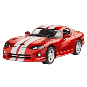 Revell Dodge Viper Gts Model Araba- 1/25 - 7040