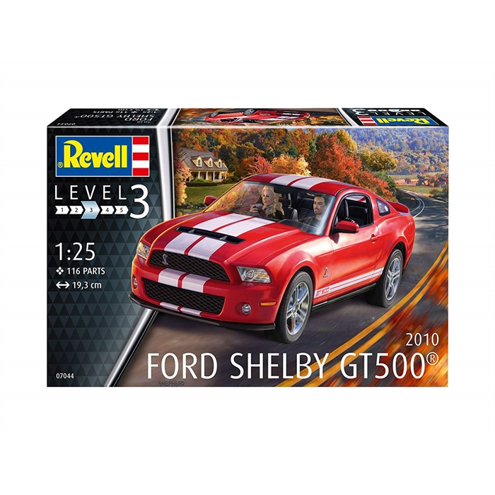 Revell Ford Shelby GT500 - 1:25 - 7044